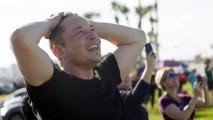 Ekstatična reakcija Elona Muska ob zgodovinskem dogodku