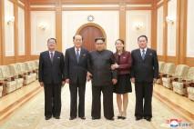 Kim Džong Un navdušen nad poročilom sestre, Južno Korejo označil za impresivno in se ji zahvalil