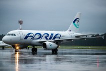 Menjava v vodstvu Adrie Airways