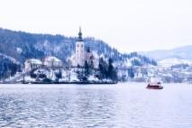 Na Bledu bo na turiste in domačine prežal pajek: občina vanj investirala 15.000 evrov