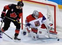 Kovar prinesel zmago Čehom v loteriji proti branilki naslova Kanadi