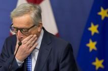 Predsednik Evropske komisije Jean-Claude Juncker zaradi mejnega spora med Slovenijo in Hrvaško 'zelo trpi'