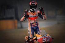 Marquez si je darilo za rojstni dan privozil kar sam: Katalonec najboljši drugi dan testiranj na Tajskem