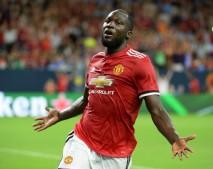 Zmaga rdečih vragov za četrtfinale pokala: Dvojček Lukakuja odnesel Huddersfield
