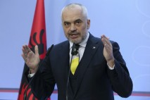 Sanje albanskega premierja: skupni predsednik Albanije in Kosova