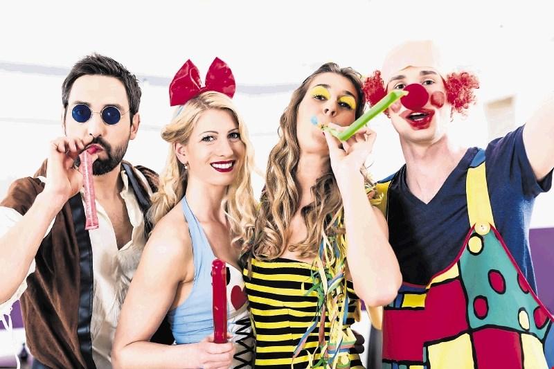 Reški karneval: v znamenju veselega petega letnega časa