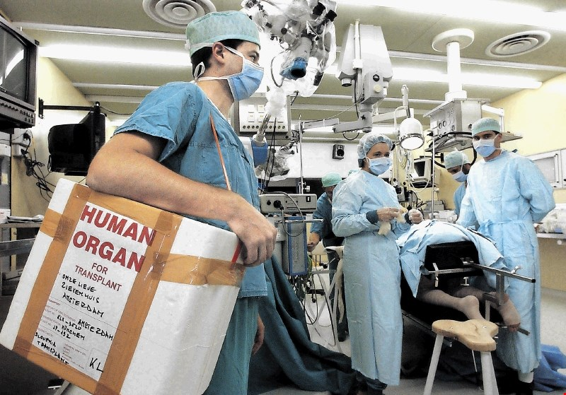 V ZDA so lani dosegli najvišje število darovalcev organov in posledično opravili največ presaditev organov doslej