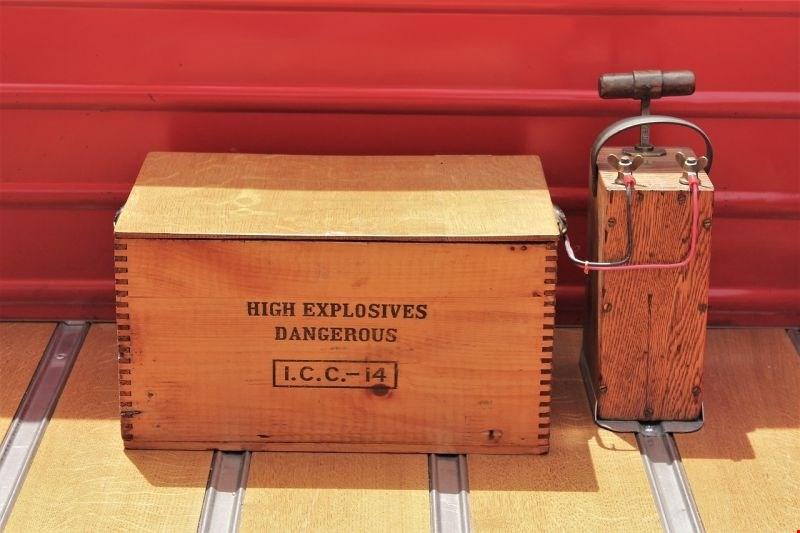 V eksploziji mine iz druge svetovne vojne na Dolenjskem umrl zbiralec orožja