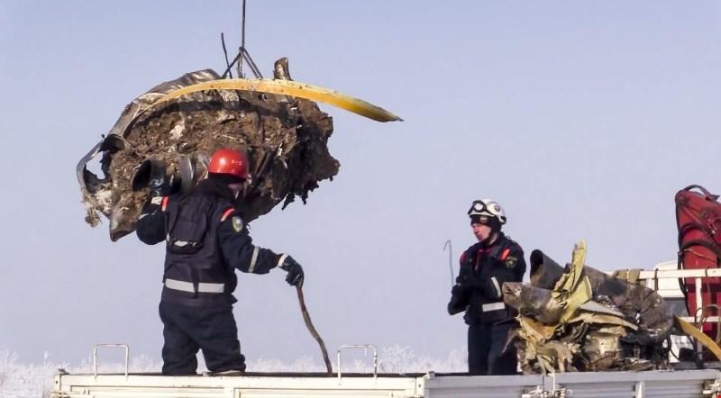 Letalsko nesrečo v Rusiji povzročil led na senzorjih za hitrost