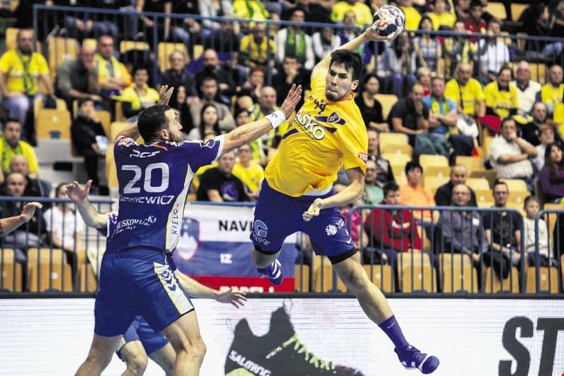 Liga prvakov in pokal EHF: Celjani nočejo maščevanja Poljakov