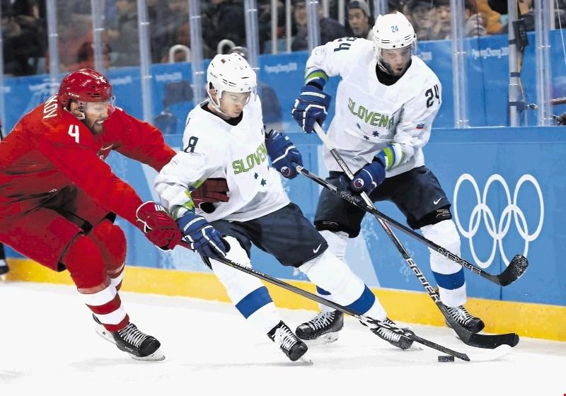 Rok Tičar, hokejski reprezentant Slovenije: Težje kot proti Rusom je bilo le še proti igralcem lige NHL