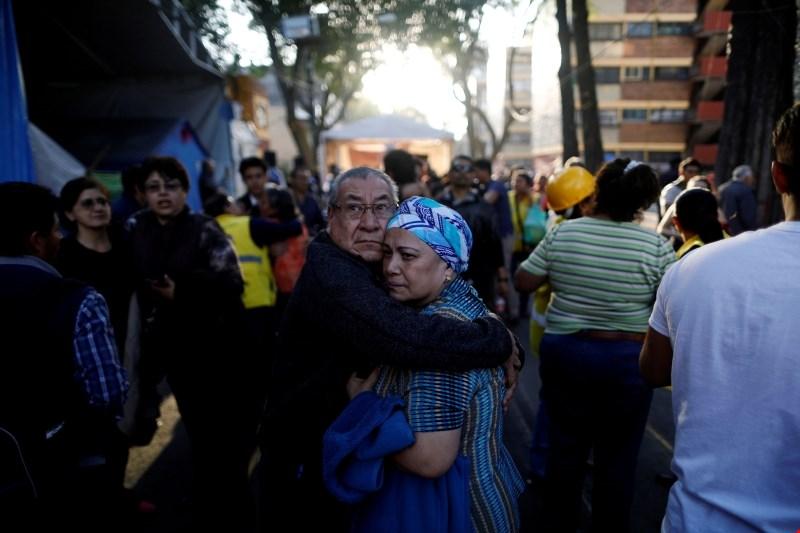 Mehiko stresel močan potres, ki ni zahteval smrtnih žrtev