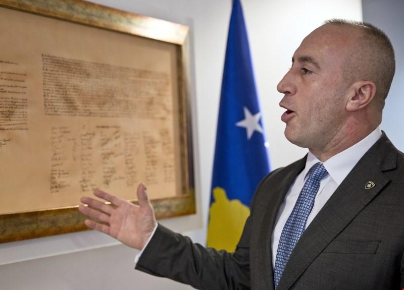 Haradinaj poziva vse članice EU k priznanju Kosova