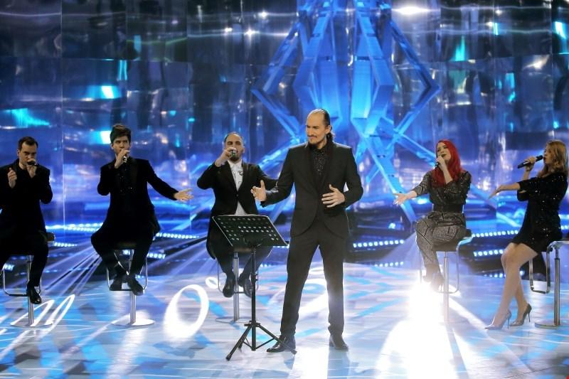 #foto Izbranih osem finalistov za slovenskega predstavnika na Evroviziji