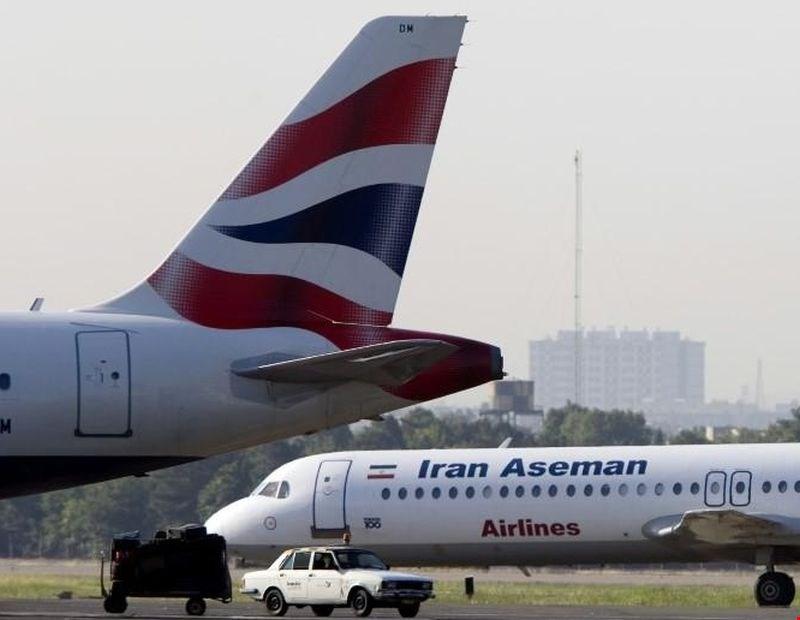 V Iranu strmoglavilo letalo, na krovu 66 ljudi