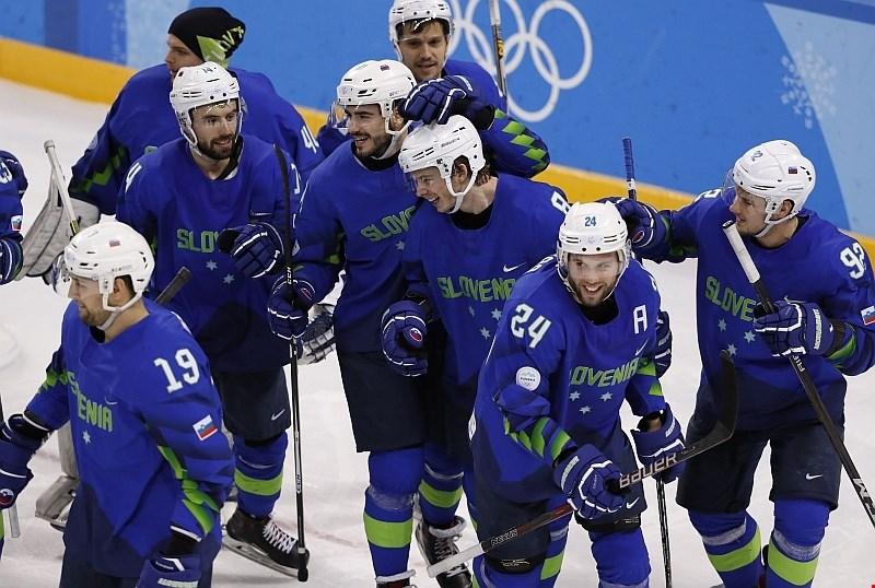 Slovenija za četrtfinale najverjetneje z Norvežani