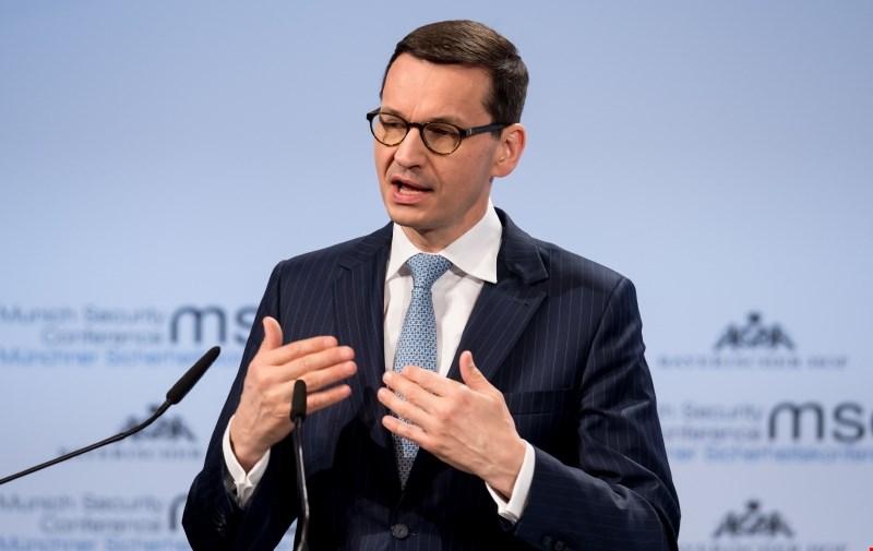 Poljski premier tarča kritik zaradi izjave o Judih in holokavstu