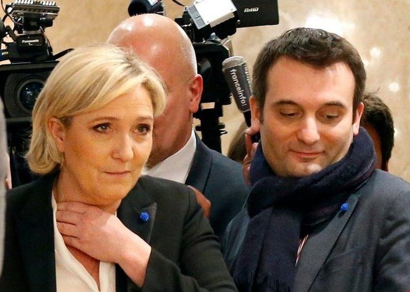 Nekdanja desna roka Marine Le Pen ustanovil novo stranko