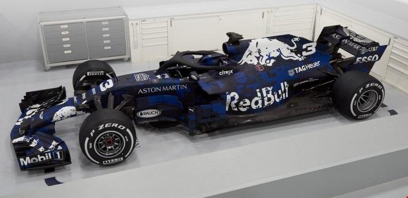 Red Bull že predstavil dirkalnik za novo sezono