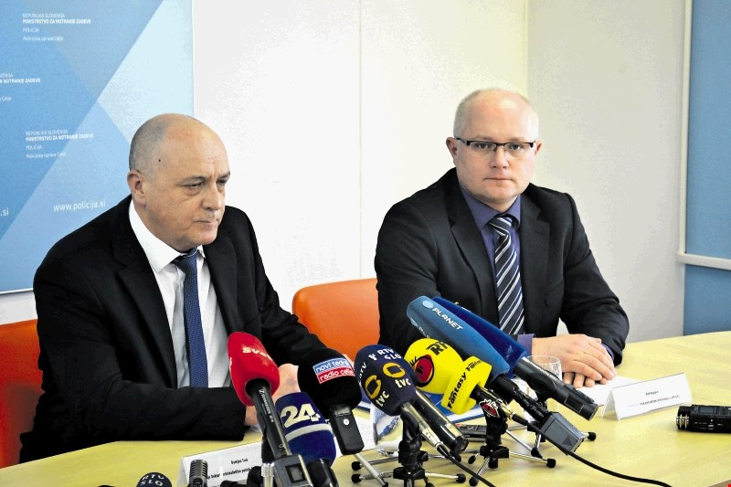 Brutalni ropi na Celjskem, za zapahi sedem osumljencev