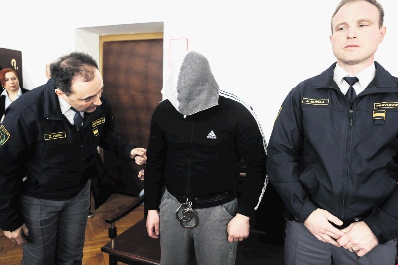 Janez Žurga za uboj očima obsojen na 12 let zapora