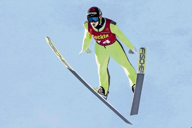 Robert Kranjec, smučarski skakalec: Človek bi lahko pristal tudi pri 500 metrih