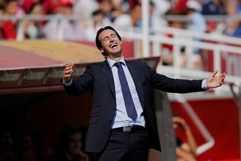 Unai Emery naj bi po koncu sezone zapustil PSG